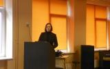 """Alytaus """"Sakalėlio"""" pradinės mokyklos mokytoja Jurgita Krasnickaitė """"Kūrybiškas inovatyvumas – pagalba mokiniui""""."""