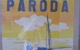 Dail. A.Žmuidzinavičiaus kūrinių parodos 1963 metais Palangoje plakatas