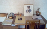 Muziejaus lankytojų įrašų knygos nuo 1986 metų balandžio 26 d.